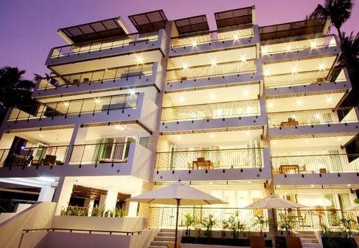 See Surin Park Apartment - 1053 details