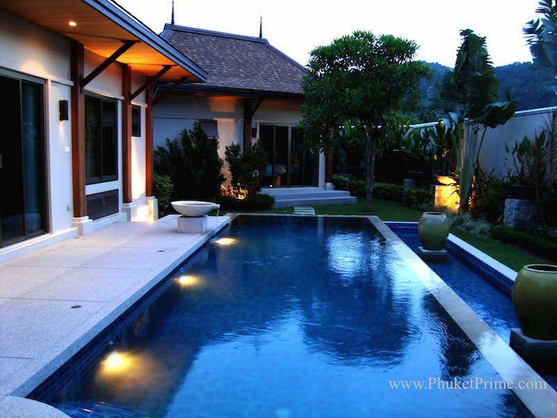 See Spacious 3 Bedroom Naiharn Pool Villa - 1117 details