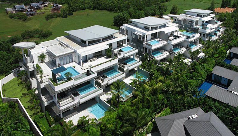 See Baan Mandala Private Pool Apartment - 1157 details