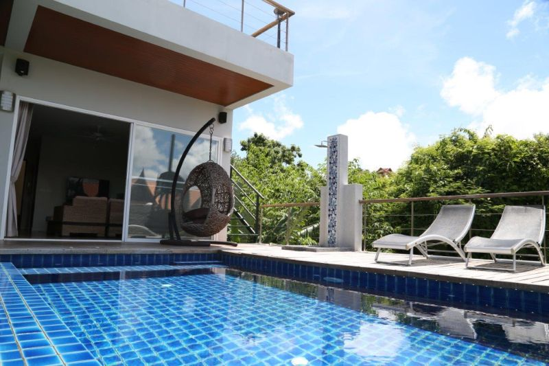 See Magnificent 5 Bedroom Sea View Pool Villa - 1164 details