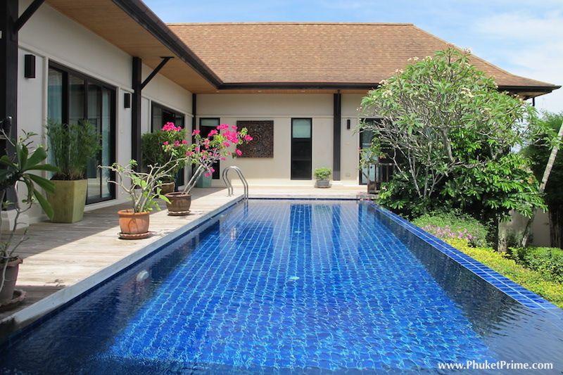 See Modern 5 Bedroom Pool Villa - 1350LR details