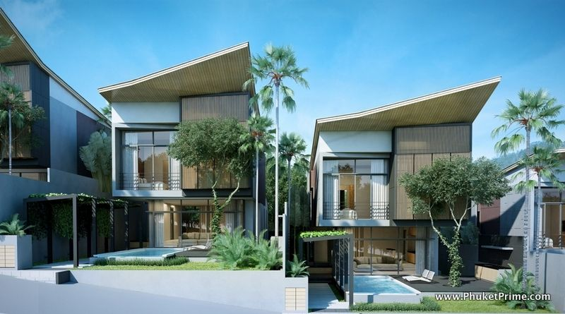 See Ultra-Modern 3-Bedroom Pool Villa - 1462D details