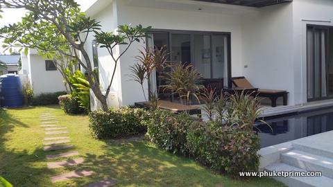 See Stylish Modern 2-Bedroom Pool Villa - 1516 Seastone details