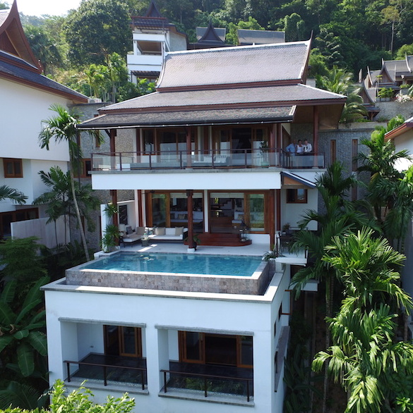 See Majestic Sea-View 3-Bedroom Villa - 1519 details