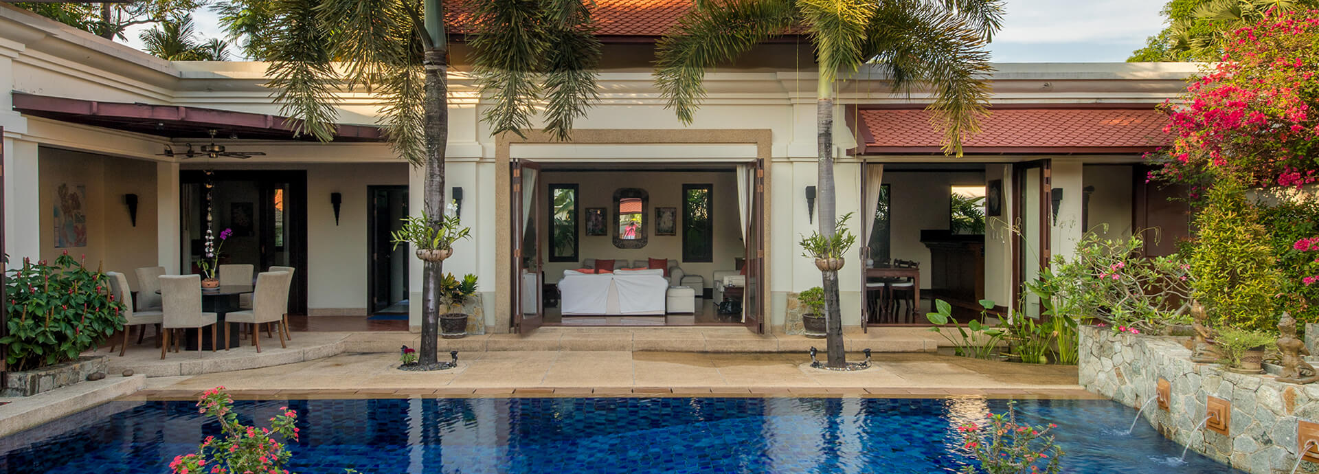 Sai Taan 4 Bed Luxury Villa - 1596