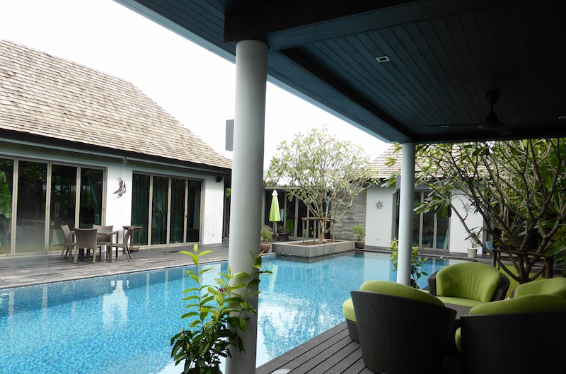 See Super Family Pool Villa - 1602 details