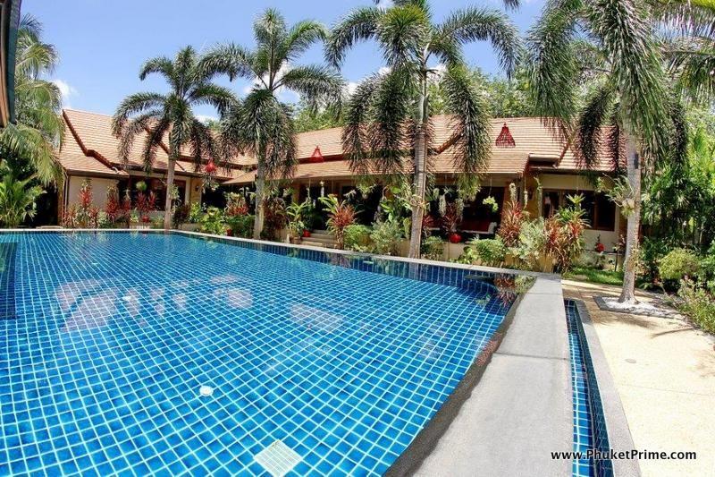 See Tropical 3-Bedroom Pool Villa - 1458 details
