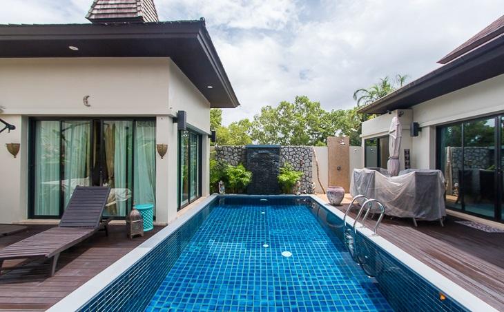 See Super 3 Bed Pool Villa - 1619 details