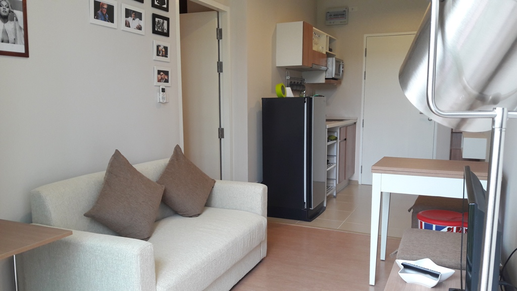 See Cozy 1 Bed Studio - 1620 details
