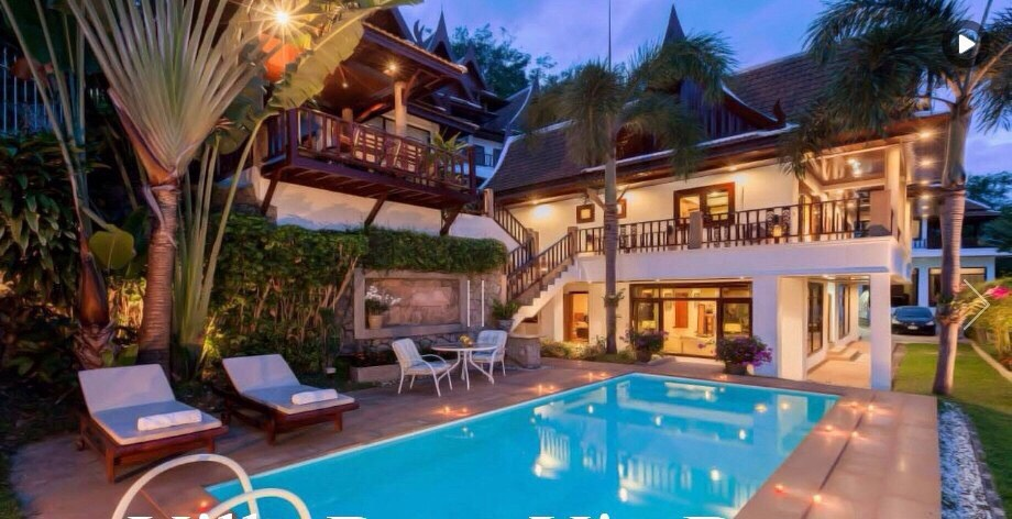 See 4 Bed Sea View Villa - 1631 details