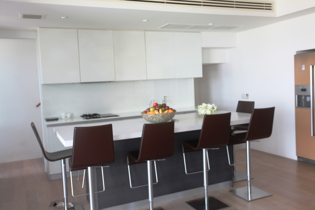 3 Bed Sea View Townhome - 1641-Surin Saan Open Kitchen & Counter.jpg